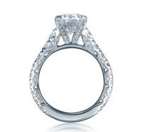 Tacori RoyalT  HT2623OV Engagement Ring