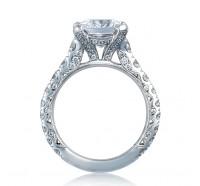 Tacori RoyalT  HT2623PR Engagement Ring