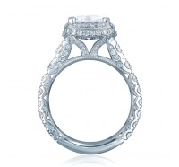 Tacori RoyalT HT2624EC Engagement Ring