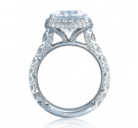 Tacori RoyalT HT2624PR Engagement Ring