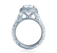 Tacori RoyalT HT2624RD Engagement Ring