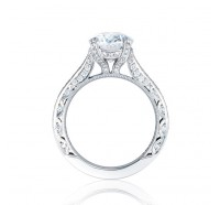 Tacori RoyalT HT2626OV Engagement Ring