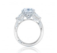 Tacori RoyalT HT2628RD Engagement Ring