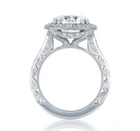 Tacori RoyalT HT2650CU Engagement Ring