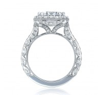 Tacori RoyalT HT2650EC Engagement Ring