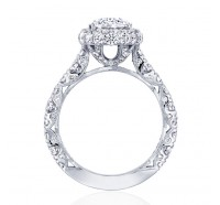 Tacori RoyalT HT2653OV Engagement Ring