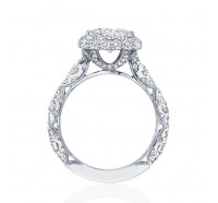 Tacori RoyalT HT2653PR Engagement Ring