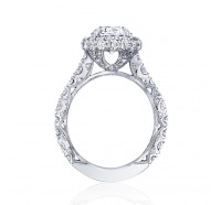 Tacori RoyalT HT2653RD Engagement Ring