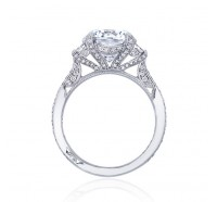 Tacori RoyalT HT2656RD Engagement Ring