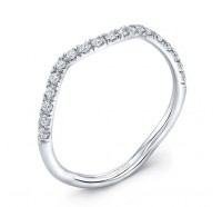 Uneek Silhouette Infinity-WB230 Wedding Band