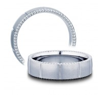 Verragio  6N10 Men's Wedding Band