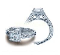 Verragio Venetian AFN-5025CU Engagement Ring