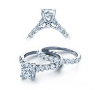 Verragio  ENG-0410LW Wedding Ring