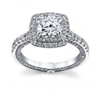 Verragio Couture ENG-0425DCU Engagement Ring