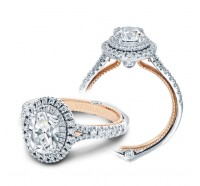 Verragio Couture ENG-0425OVTT Engagement Ring