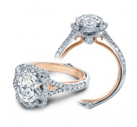 Verragio Couture ENG-0426OVTT Engagement Ring