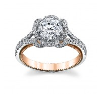 Verragio Couture ENG-0426RTT Engagement Ring
