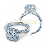 Verragio Couture ENG-0430DCUTT Engagement Ring