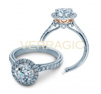 Verragio Couture ENG-0430RTT Engagement Ring