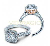 Verragio Couture ENG-0433DCUTT Engagement Ring