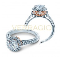 Verragio Couture ENG-0433DRTT Engagement Ring