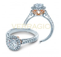 Verragio Couture ENG-0433RTT Engagement Ring