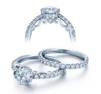 Verragio  INS-7006W Wedding Ring