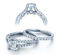 Verragio  INS-7008W Wedding Ring
