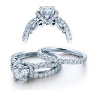 Verragio  INS-7013W Wedding Ring