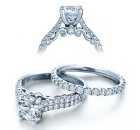 Verragio  INS-7035W Wedding Ring