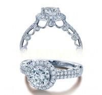 Verragio Paradiso PAR-3006R Engagement Ring