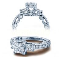 Verragio Paradiso PAR-3007P Engagement Ring