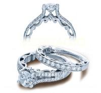 Verragio Paradiso PAR-3052R Engagement Ring
