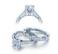 Verragio Paradiso PAR-3074 Engagement Ring