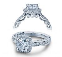 Verragio Paradiso PAR-3077CU Engagement Ring