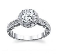 Verragio Paradiso PAR-3077R Engagement Ring