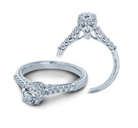 Verragio Renaissance V-916-RD Engagement Ring