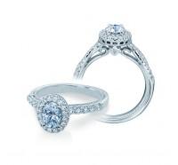 Verragio Renaissance V-918-OV Engagement Ring