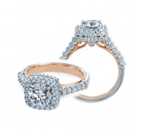 Verragio Renaissance V-926-CU Engagement Ring