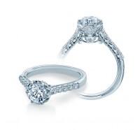 Verragio Renaissance V-945-CU Engagement Ring