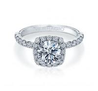 Verragio Renaissance V-954-CU Engagement Ring