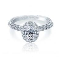 Verragio Renaissance V-957-OV Engagement Ring