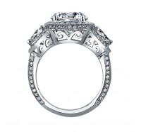 Red Carpet  Gen6005 Engagement Ring
