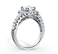 Kirk Kara  K117C65-R Engagement Ring