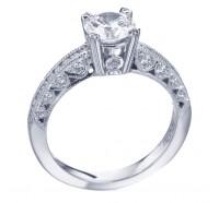 Tacori Classic Crescent HT2326SOL Engagement Ring