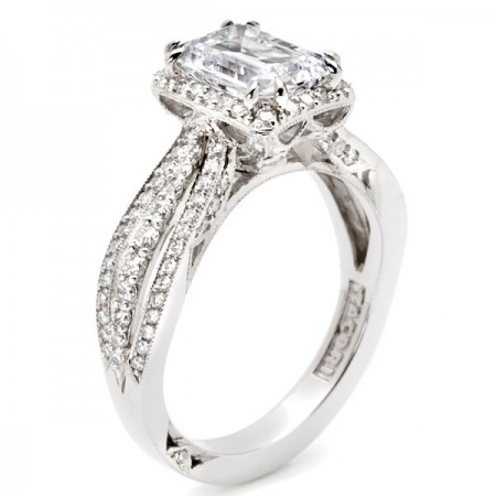 Tacori 2641ecp Engagement Ring