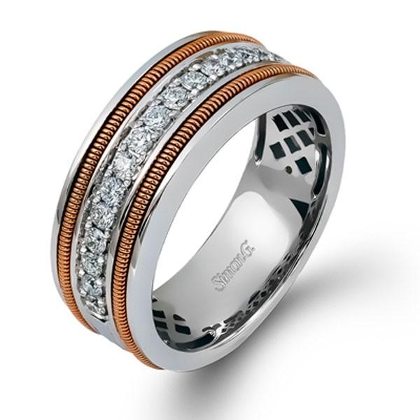 Simon G MR2055 Men\'s Wedding Ring