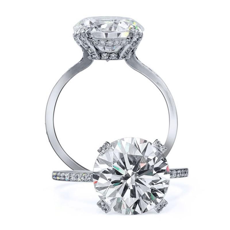 Bez Ambar Pal2l Engagement Ring