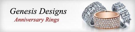 Anniversary rings