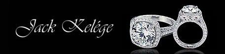 Jack Kelege engagement rings